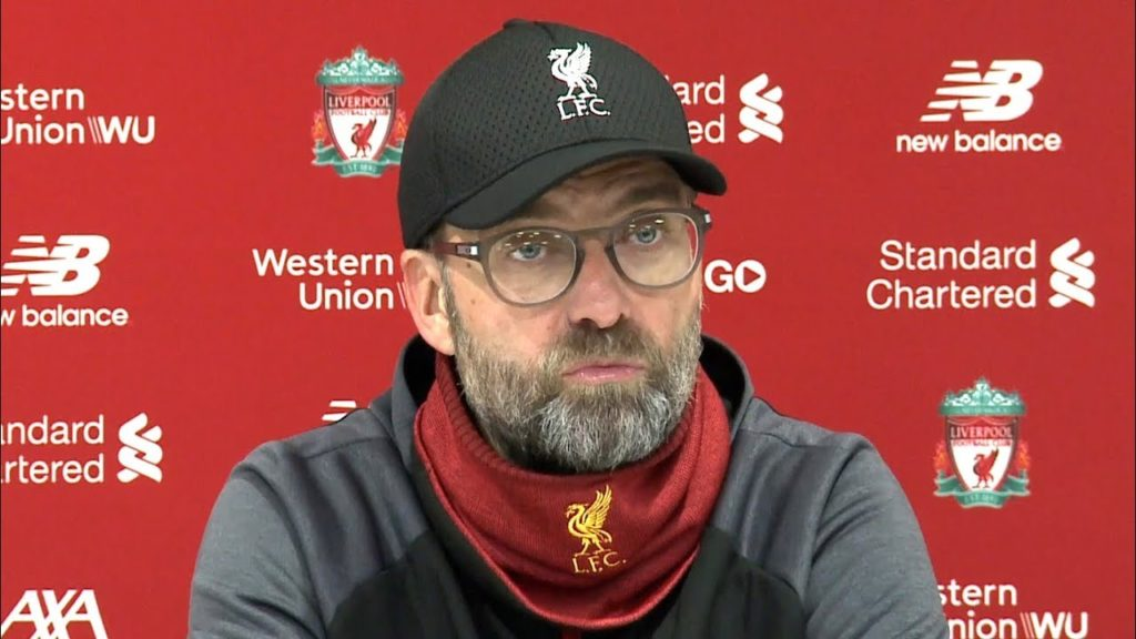Klopp says Liverpool squad 'not involved' in Super League decision