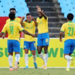 Highlights: Sundowns extend impressive winning run with late victory over Stellies