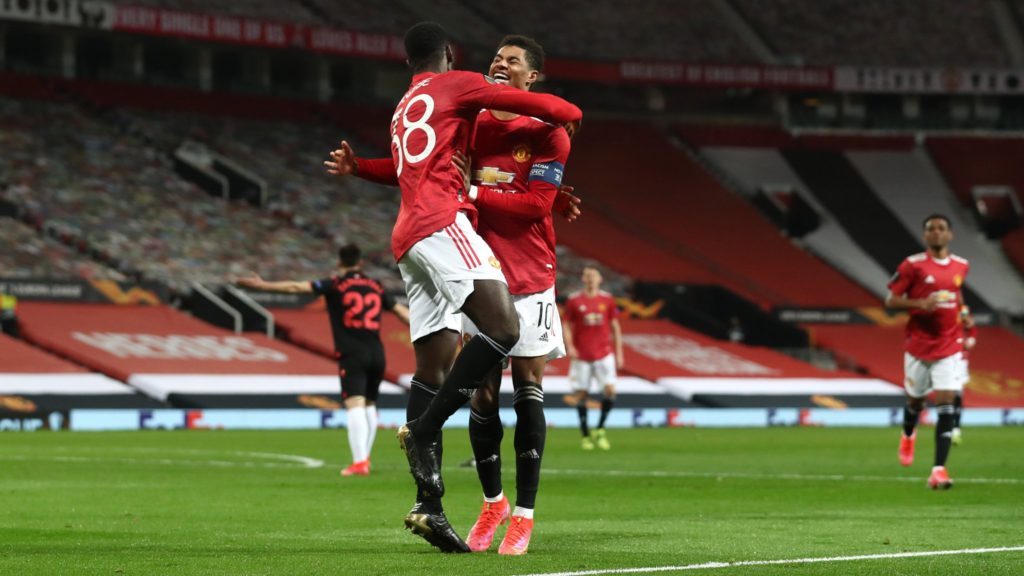 Manchester United safely through to UEL last 16 with draw