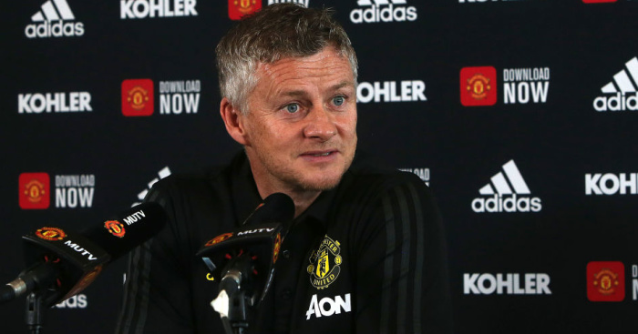 Watch: Solskjaer, Fernandes react to Everton draw