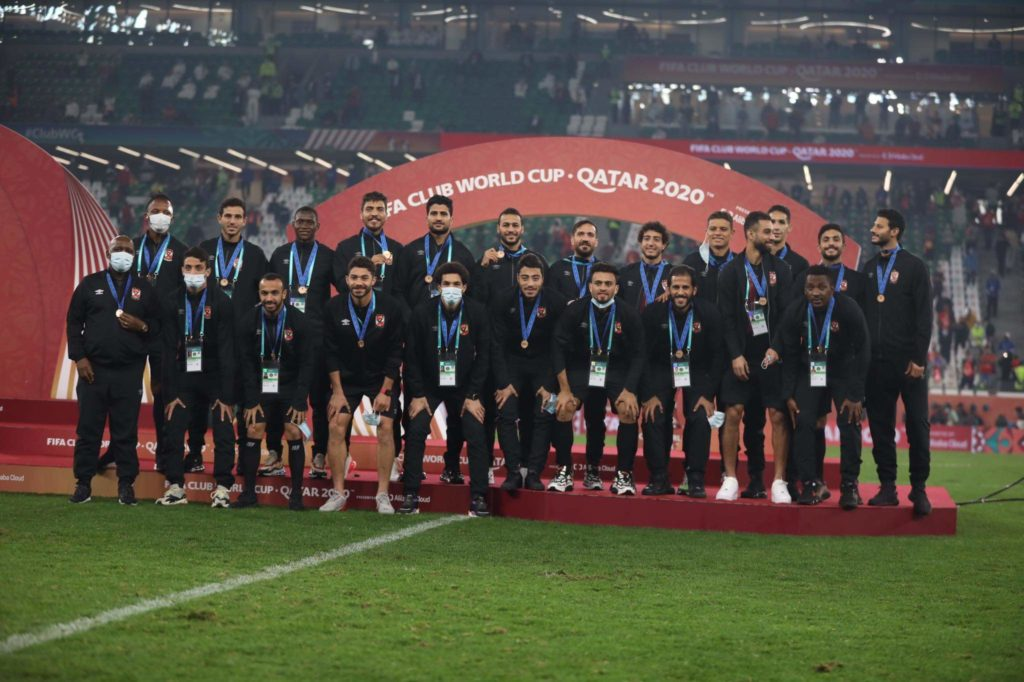 Watch: Pitso's Al Ahly wins bronze medal at Fifa Club World Cup