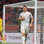 Flick, Lewandowski react to beating Al Ahly