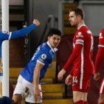Highlights: Brighton stun Liverpool at Anfield