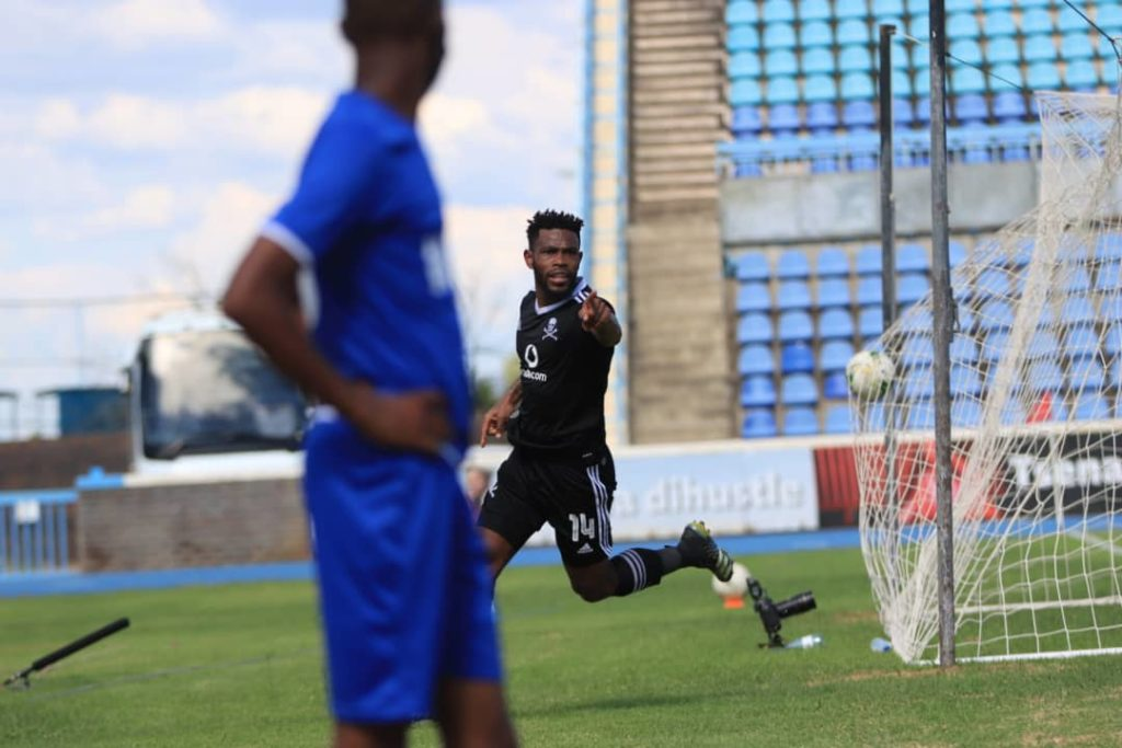 Pirates put three past Galaxy in Caf Confed Cup first-leg
