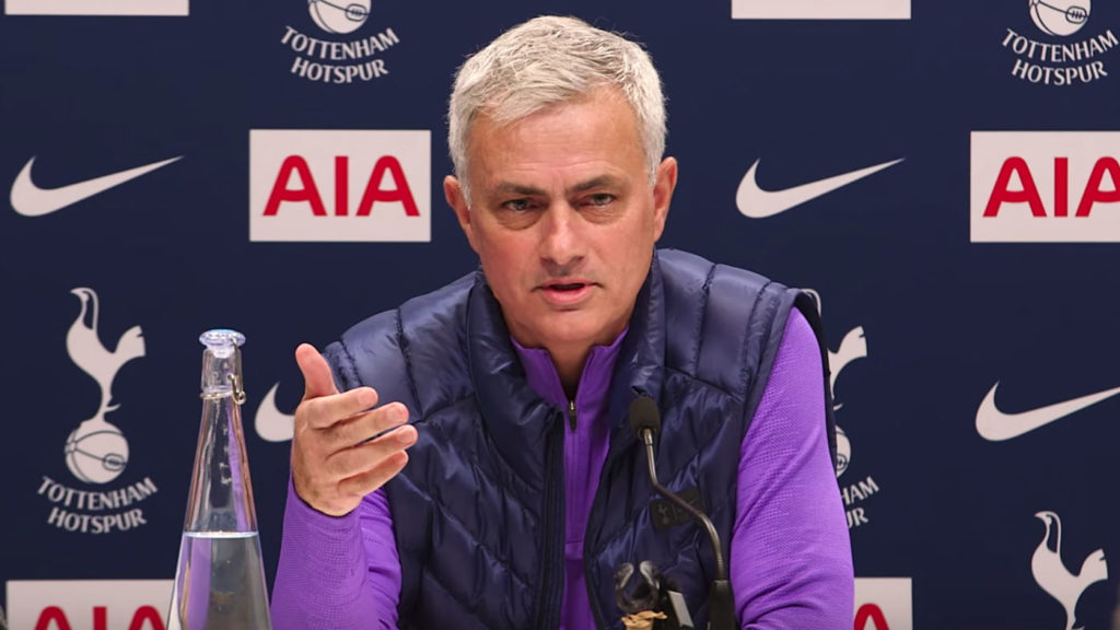 Watch: Mourinho insists his coaching methods are second to none in the world