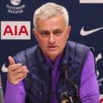 Watch: Mourinho on Dele Alli, Kane, Aurier, Vinicius and Chelsea
