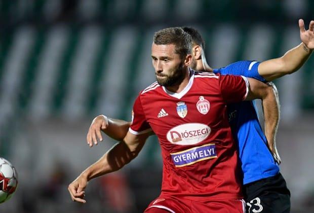 Pavol Šafranko from Romanian Liga 1 side Sepsi OSK