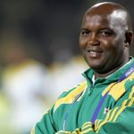 Pitso Mosimane of South Africa ©Ryan Wilkisky / Backpagepix