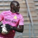 Denis Onyango of Mamelodi Sundowns