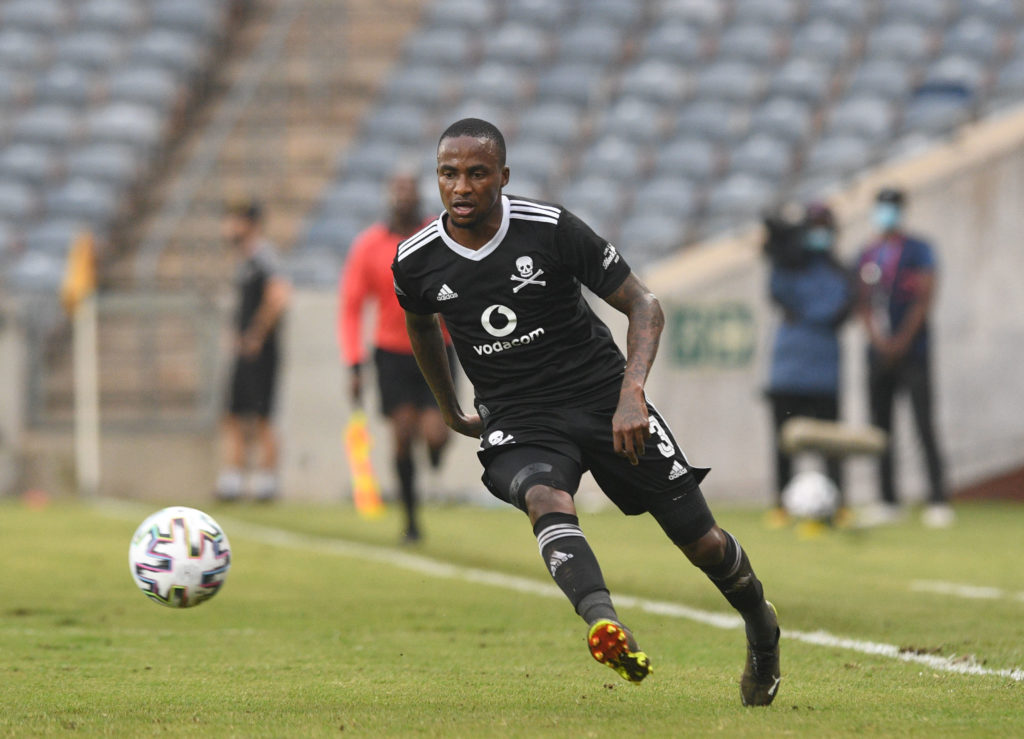 Orlando Pirates star Lorch ruled out for rest of year
