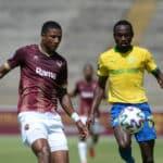Shalulile late strike earns Sundowns victory