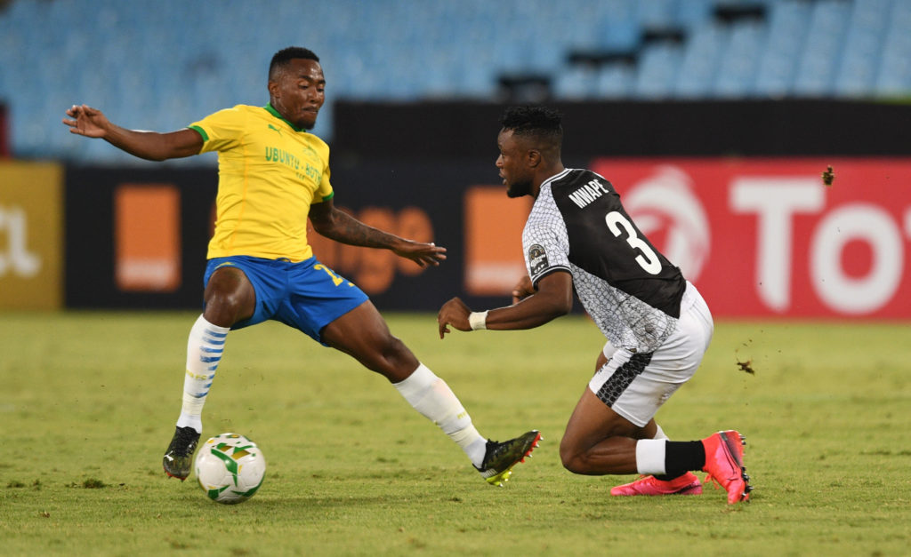 Watch: Lebusa, Maboe react to Sundowns' win over TP Mazembe