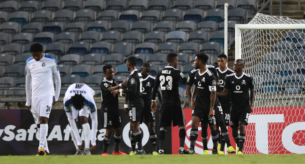 Pirates claim first win in Caf Confed Cup