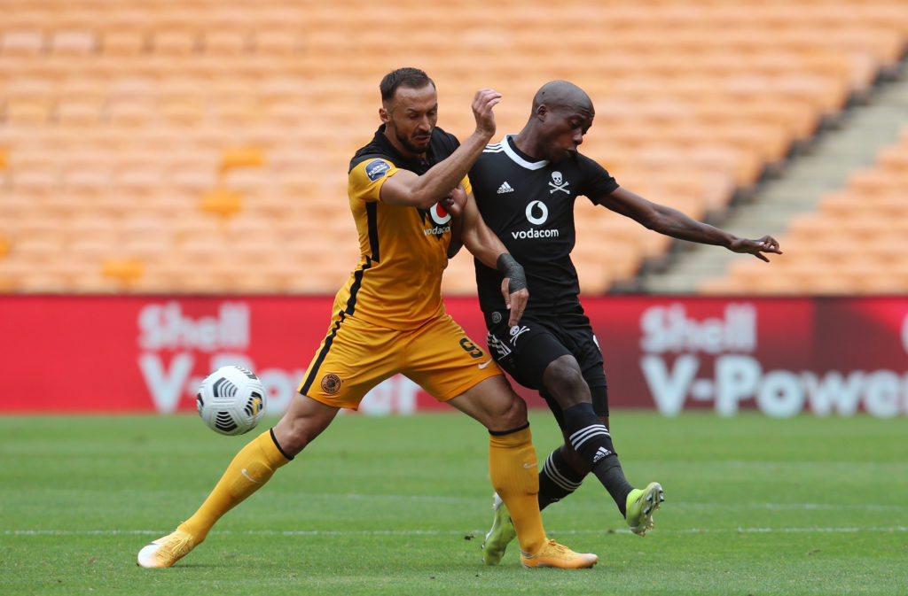 In Pictures: Nurkovic stunner hands Chiefs Soweto derby win