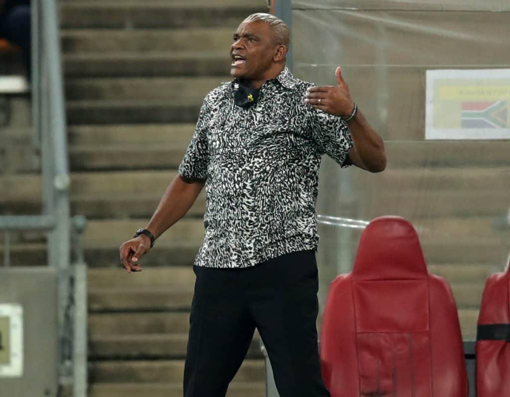 Ntseki: I have failed as a coach