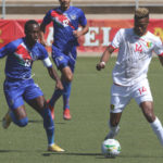 Watch: Shalulile brace gives Namibia win over Guinea