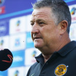 Gavin Hunt (Head Coach) of Kaizer Chiefs