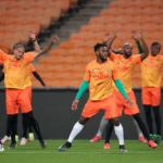 Bafana's journey in Afcon qualifiers up to now