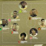 Lakay, Ngcobo named in Caf Team of the Week