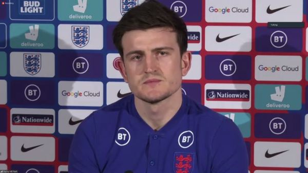 Maguire excited by England progress and delighted with his own form