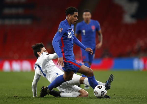 Bellingham earns praise from Southgate after fine start with England