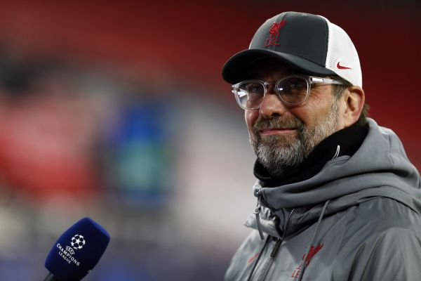 Klopp tells Liverpool 'just go for it' in chase for top-four finish