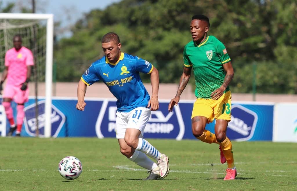 Margeman dreams of representing SA at Olympics