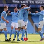 Man City close in on all-time winning record with 21st straight victory