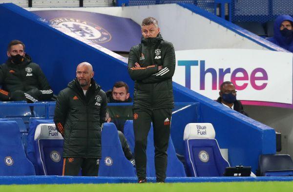 Solskjaer only focused on Man Utd ahead of Liverpool game