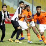 Pirates earn a point in Caf Confed Group A opener