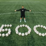Suárez donates 500 signed footballs to youth following his 500-goal landmark