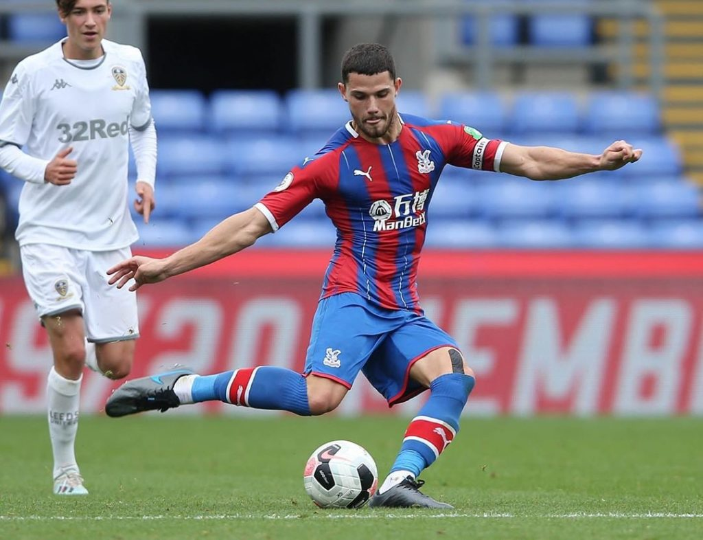 SA defender joins Wealdstone on loan from Palace