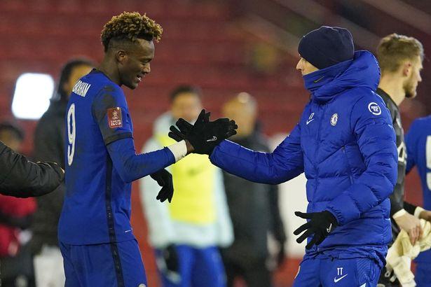Tuchel backs Abraham to force way back into England squad
