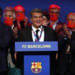 Joan Laporta is to return to Barcelona