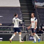 Spurs Bale and Kane