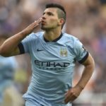 Sergio Aguero's glittering Manchester City career in pictures