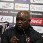 Pitso reflects on win over Al Nasr in Egyptian Cup