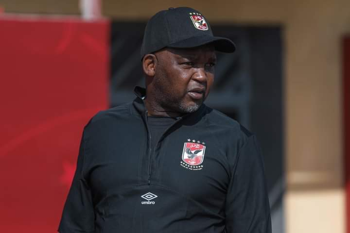 Pitso: We depended on our experience to defeat Al Masry