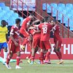 Highlights: CR Belouizdad end Sundowns' 28-game unbeaten run