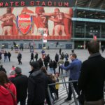 Arsenal chief fears abuse in stadiums when fans return