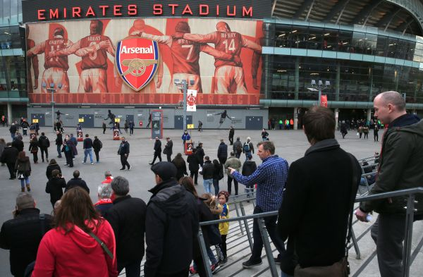 Spotify CEO expresses takeover interest in Arsenal