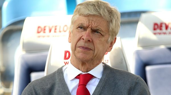Wenger hints he would be interested in joining Daniel Ek's takeover bid