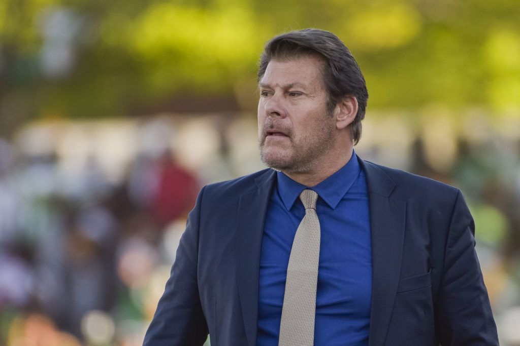 EFF condemns appointment of 'racist' Luc Eymael at Chippa United
