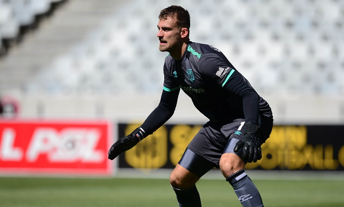 Peter Leeuwenburgh of Cape Town City
