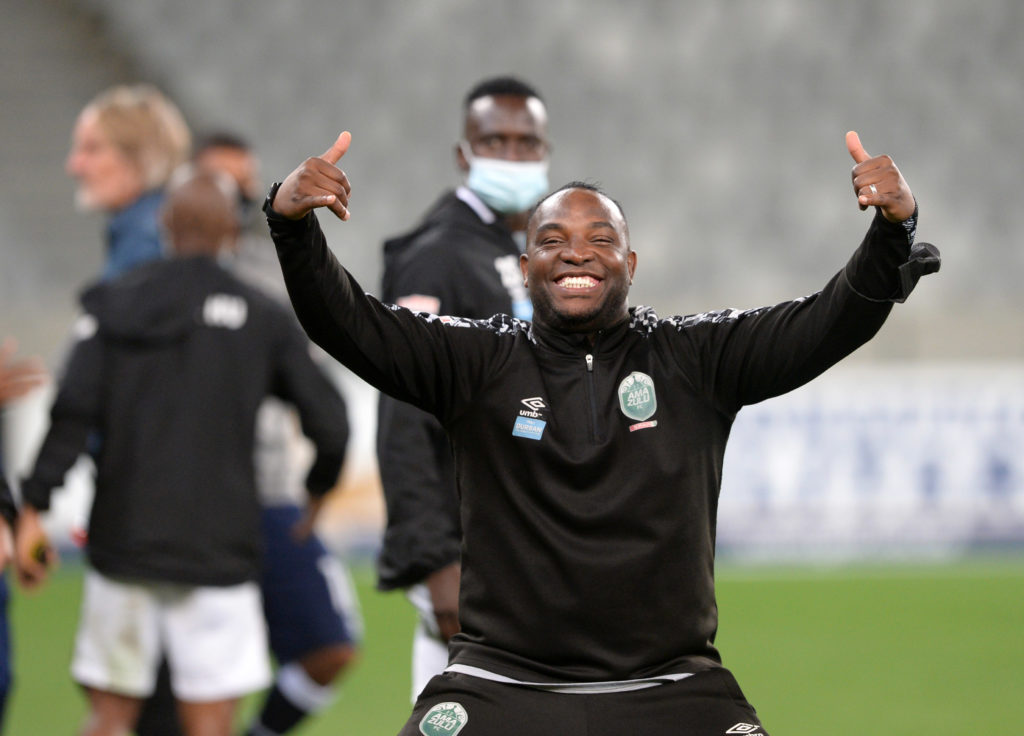 Safa close to roping in Benni as next Bafana coach - reports