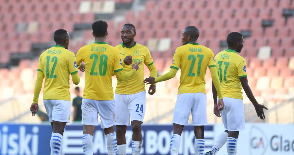 Sundowns, AmaZulu cancel each other out in goalless draw