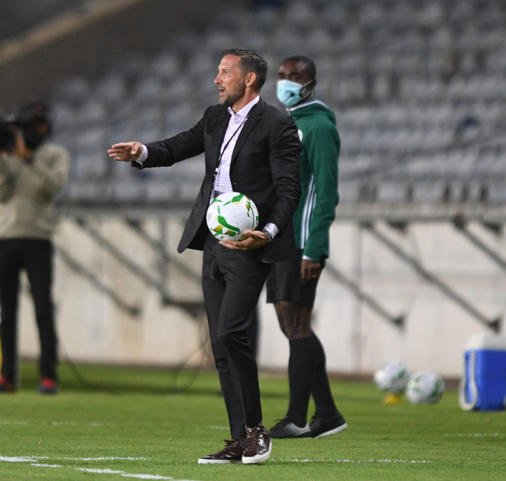 Zinnbauer wants to lift Caf Confederation Cup