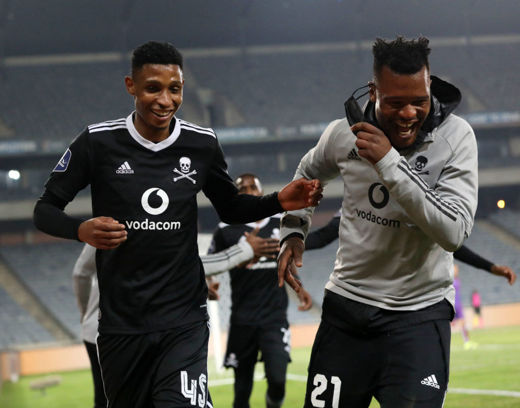We're very confident when we're playing at Orlando - Pule