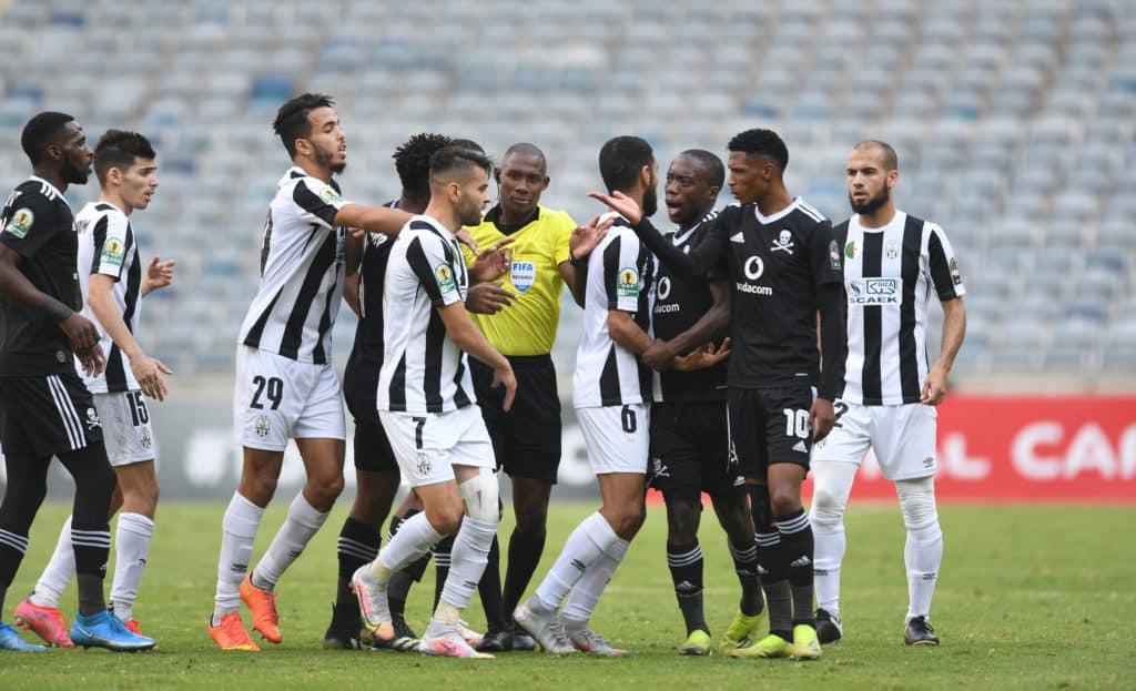 ES Stetif frustrate Pirates in Soweto