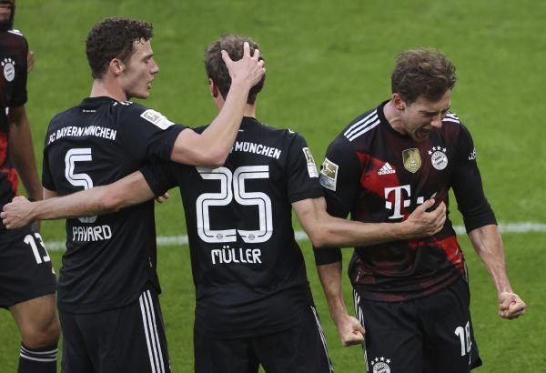 Wins for Bayern, Real while Sociedad lift Copa del Rey